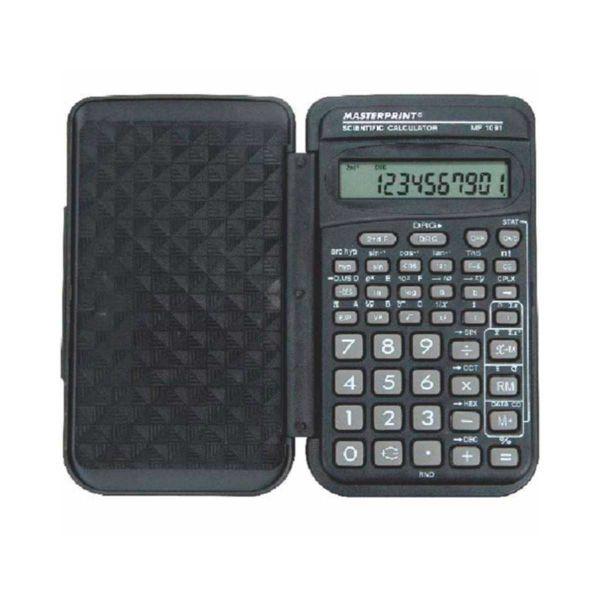 Calculadora Científica - Masterprint MP1091 | 10 Dígitos