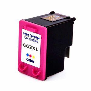 Cartucho de Tinta Compatível HP 662XL - Colorido