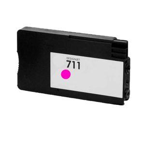 Cartucho de Tinta Compatível HP 711 (CZ131A) - Magenta