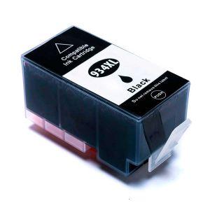 Cartucho de Tinta Compatível HP 934 XL BK (HC2P23) - Preto