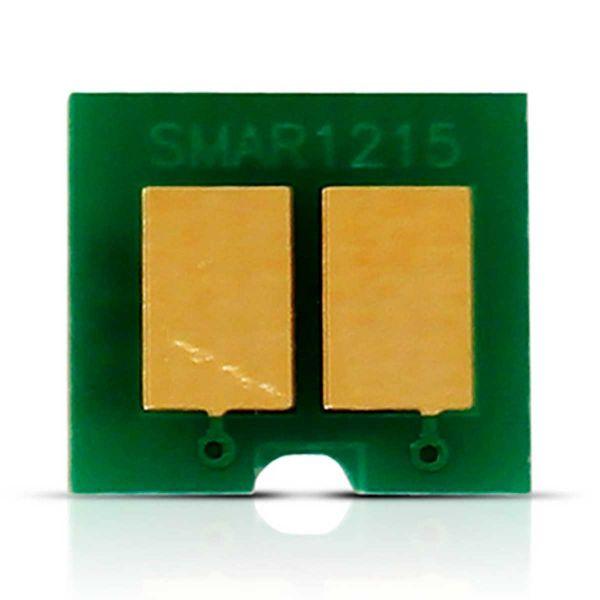 Chip HP Compatível CB541A / 531 / 321 / 211 / 311 - Ciano