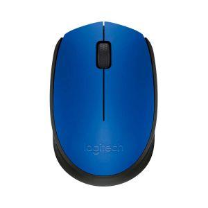 Mouse Logitech M170 Sem Fio Azul e Preto