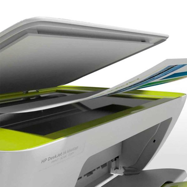 Multifuncional HP DeskJet Ink Advantage - 2136