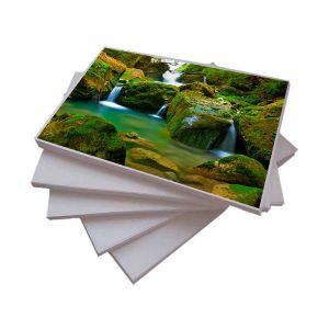 Papel Fotográfico A4 180 g/m² Glossy - 50 Folhas