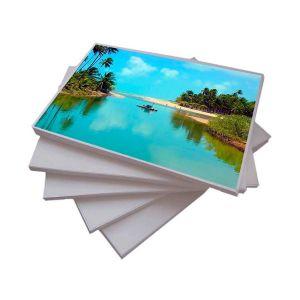Papel Fotográfico A4 230 g/m² Glossy - 50 Folhas