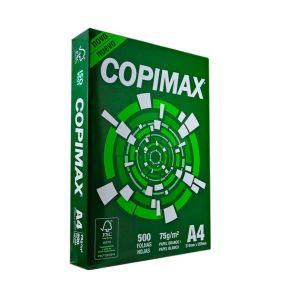 Papel Sulfite A4 75 g/m² Resma c/ 500 folhas - Copimax