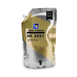 Pó de Toner Universal Samsung Lexmark HF-2051 - Bag 1 Kg