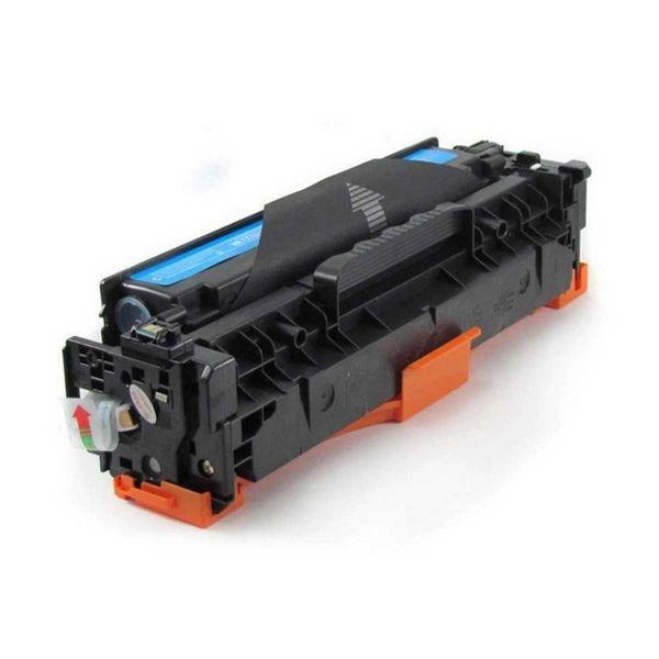 Toner Compatível HP CF411A / M452 / M477 - Ciano