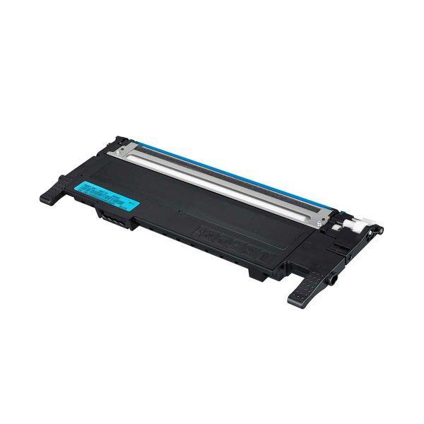 Toner Compatível Samsung CLT-K407S / 407S - Ciano