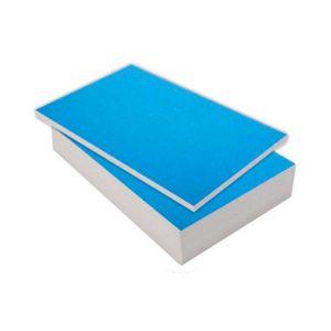 Papel Sublimático Fundo Azul A4 100 g/m² - 100 Folhas