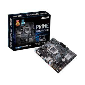 Placa Mâe Asus Prime H310M-E/BR - LGA 1151 DDR4 mATX