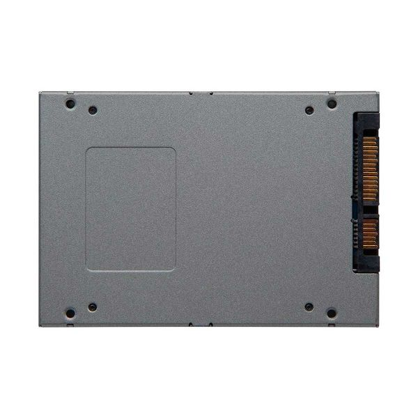 SSD kingston 120GB UV500 SATA III Leituras: 520MB/s e Gravações: 320MB/s