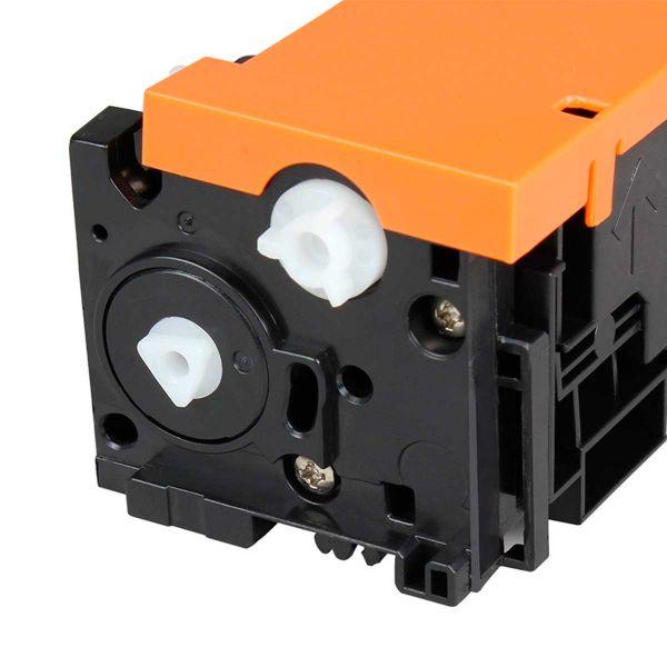 Toner Compatível HP CF511A CF531A - Ciano